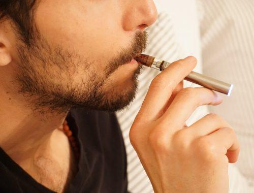 E cigaret startpakke